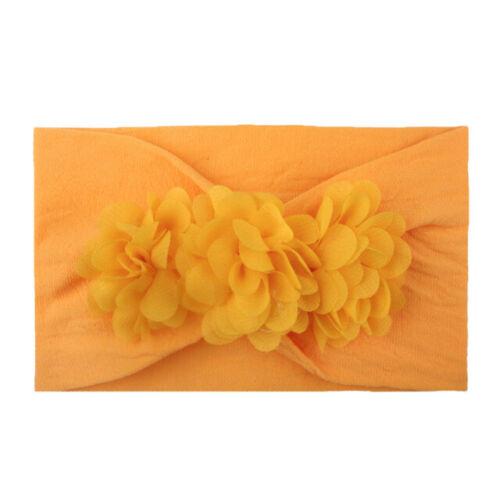 Details about  /Baby Elastic Hair Ribbon Headband Children/'s Hair Band Headwrap Hair Accessories
