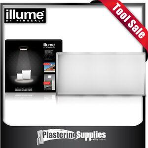 Illume KIS3014TAS Skylight Alternative 300mmx1200mm Rectangle Surface - White