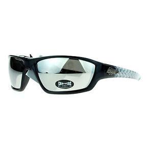 8dd60551bb6f Choppers Biker Sunglasses Mens Sports Fashion Rectangular Wrap Sunglasses  Men s Accessories