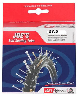 JOE'S NO-FLATS - CAMERA D'ARIA MTB 27.5 ANTIFORATURA V. PRESTA