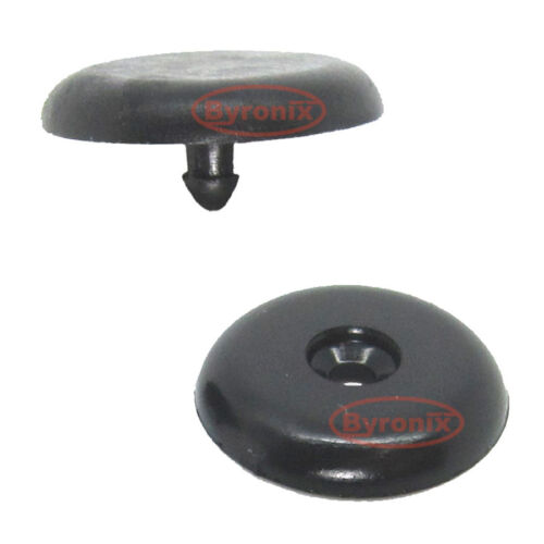FORD SEAT BELT BUCKLE HOLDER STOP CLIPS