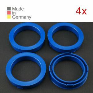 4X-Zentrierringe-73-1-x-57-1-mm-passend-fuer-Barracuda-ROYAL-BOSS-AUDI-VW-BMW-E30