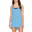 Nike-Racerback-Swim-Cover-Up-Dress-New-Size-MEDIUM-68-NESS-8332-430-Blue thumbnail 1