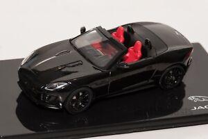 Jaguar-F-Tipo-V8-S-Negro-Distribuidor-Oficial-De-Jaguar-Modelo-IXO-escala-1-43
