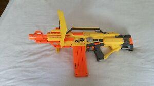 Nerf N Strike Stampede Ecs Dart Gun Shield Amp 18 Round