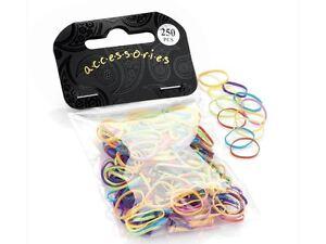 Bright-Coloured-Mini-Elastic-Hair-Bands-Headbands-For-Braids-Or-Cornrows