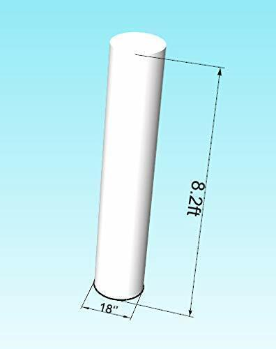 1pc Inflatable Pillar Colume LED Tube Glow in The Dark for Advertising
