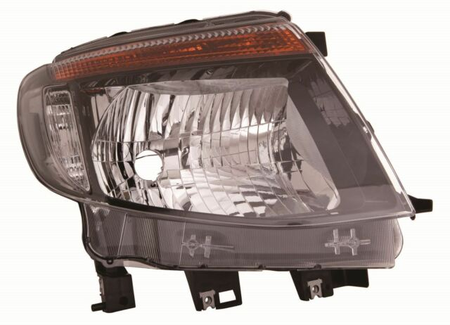 Ford S Max 2006-2016 Chrome Front Headlight Headlamp Pair Left /& Right