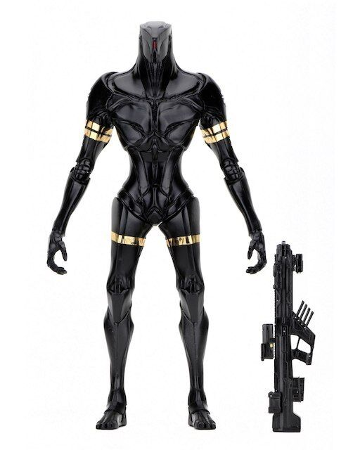 Luke Besson Valerian & the the the City of a Thousand Planets K-TRON Action Figure NECA 90575d