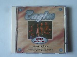 CD - EAGLES - GOLD COLLECTION - MIT 2 BONUS TRACKS VON CHICAGO - EXTREM RAR - Germany, Deutschland - CD - EAGLES - GOLD COLLECTION - MIT 2 BONUS TRACKS VON CHICAGO - EXTREM RAR - Germany, Deutschland