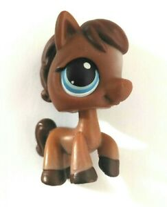 ** # 337 Horse Cheval Poney ** Lps Littlest Petshop Pet Shop Hasbro