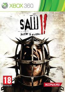 Saw-II-2-Flesh-amp-Blood-Xbox-360-New
