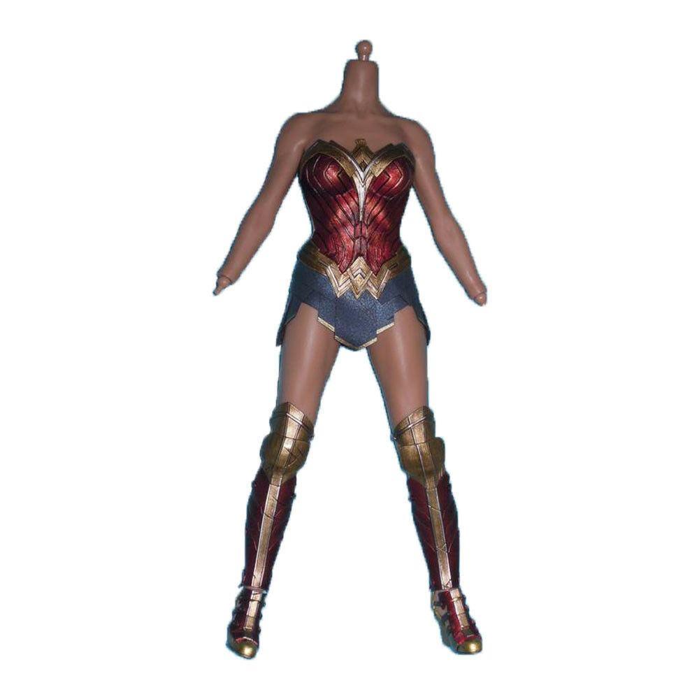 1/6 Hot Toys Justice League MMS451 MMS451 MMS451 Wonder Woman Body Set Loose Figure 94b752