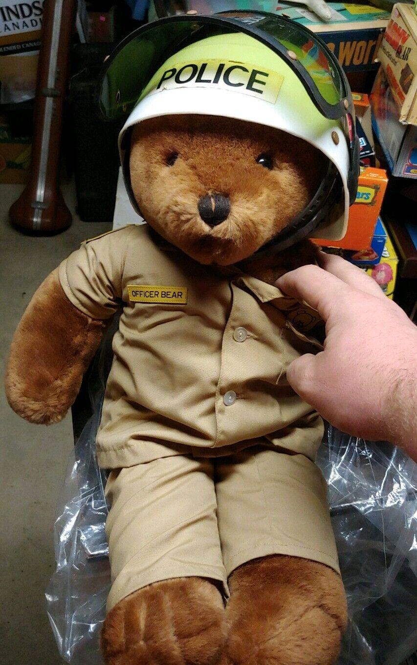 orso città polizia Officer orso Teddy