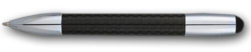 Monteverde M1 Carbon Fiber Stylus Ballpoint Pen NEW