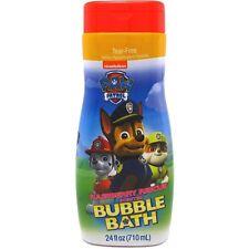 Nickelodeon Paw Patrol Bubble Bath, Raspberry Rescue 24 oz