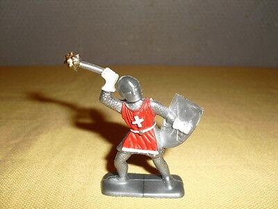 Brillante Figurine Chevalier Croisades Piacevole Nel Dopo-Gusto