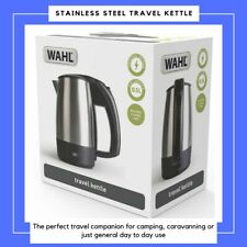 WAHL TRAVEL KETTLE STAINLESS STEEL 0.5L