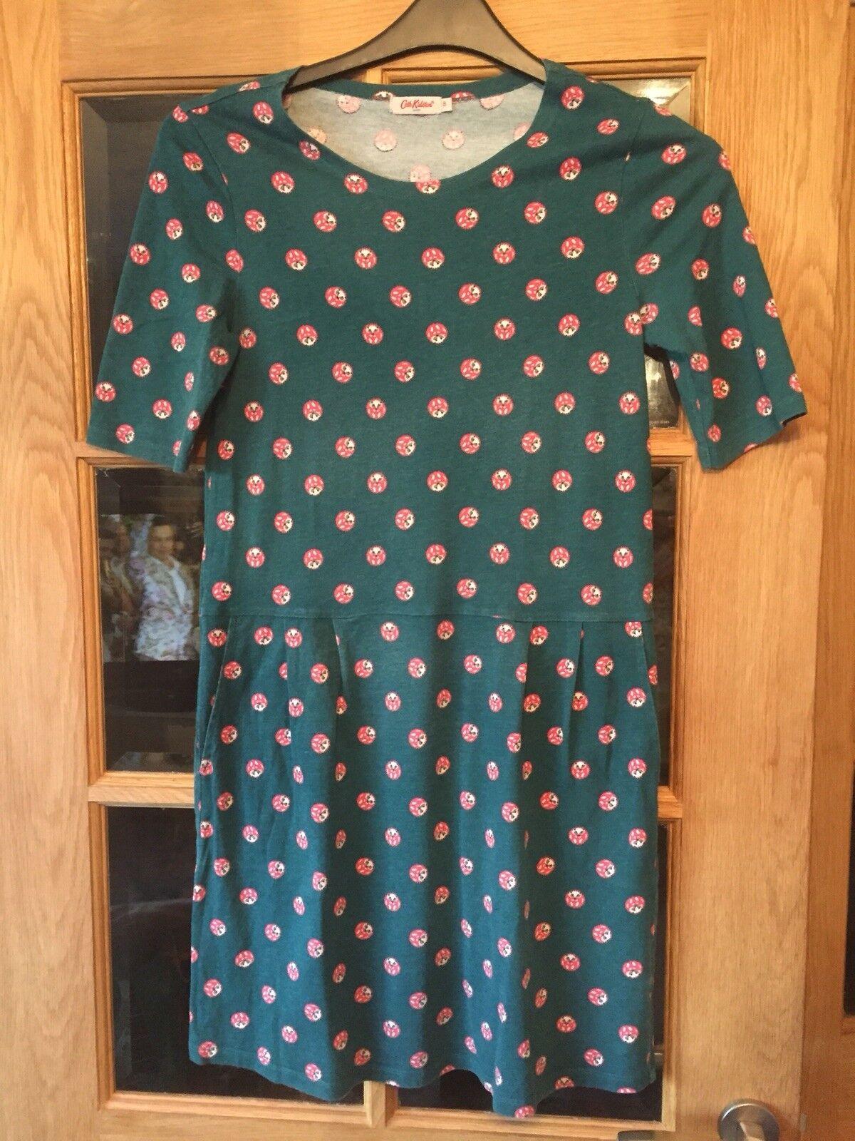 Cath Kidston Hedgehog Tunic Size 8