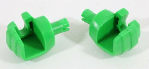 NEW LEGO GREEN BIGFIG HULK HAND PARTS X2 PAIR MARVEL SUPERHEROES HULK