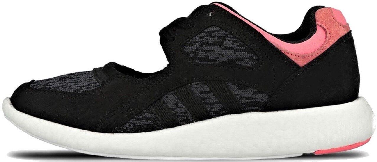Chaussures Pour Femmes Noir/Rose Adidas Baskets Femme noir/rose Equipment
