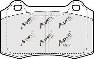 1x-OE-Quality-Brand-New-Apec-Brake-Pad-Set-PAD1271-12-Month-Warranty