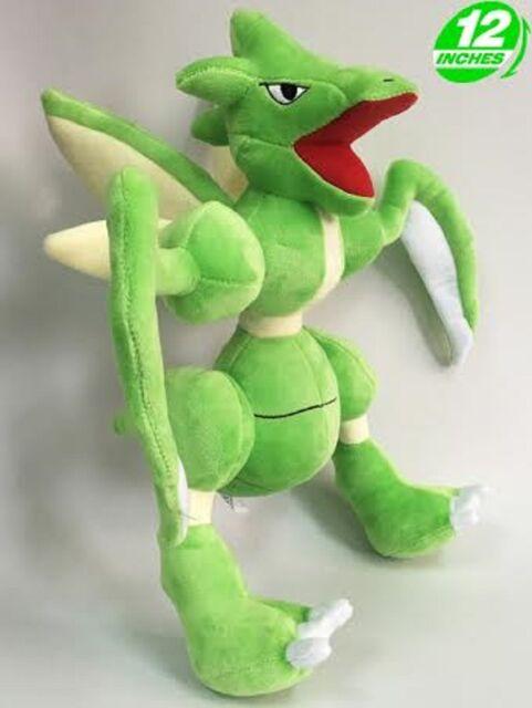 Pokemon Inspired Plush Doll - Scyther 30cm