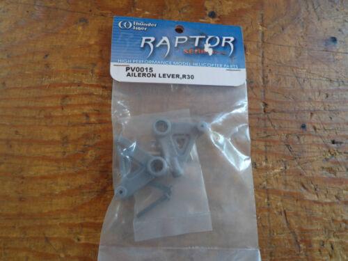RAPTOR 30 50 AILERON CONTROL ARMS PV0015  BNIB