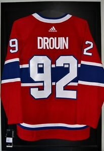 Image is loading Jonathan-Drouin-Montreal-Canadiens-Adidas-Home-NHL-Hockey- fe6327a12