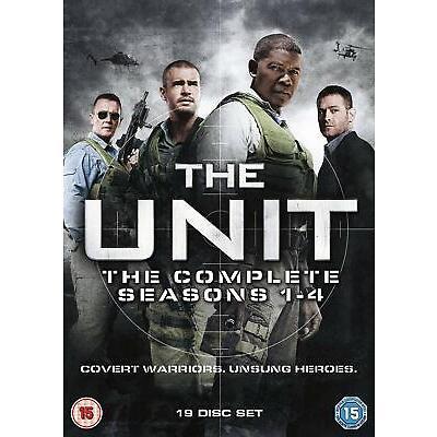 The Unit - Seasons 1-4 (DVD)