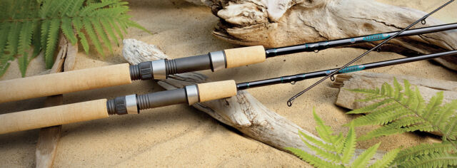 """St Croix Premier Spinning Rod PS70HF2 7'0"""" Heavy 2pc"""