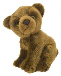 Wild-Republic-Wild-Watchers-7-034-18cm-Grizzly-Bear-Soft-Toy-Cuddly-Teddy-10244