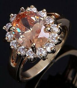 Bridal-Size-7-Cute-Womens-18K-Gold-Filled-Round-Cut-Topaz-Wedding-Fashion-Ringss