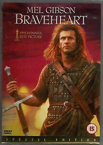 BRAVEHEART-DVD-2-Disc-Set-Mel-Gibson