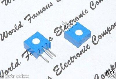 4pcs-BOURNS 1K 3386H001102 Potentiometer / Trimmer