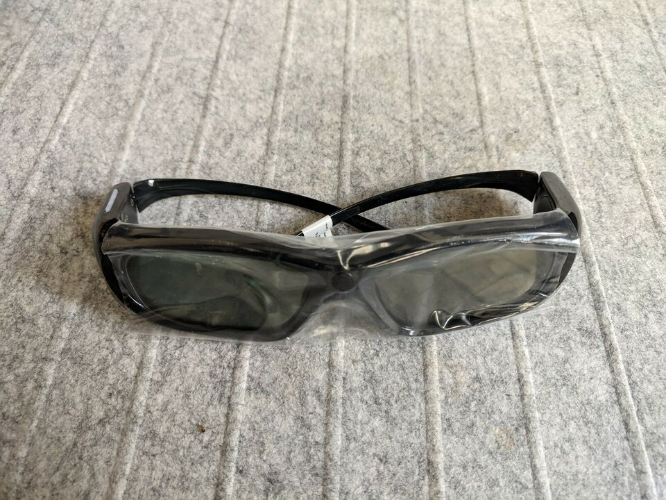 Aktive 3D briller PTA508 v2, Philips, Perfekt
