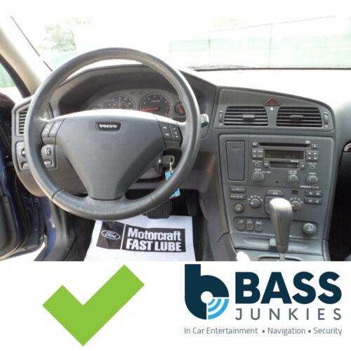 CT23VL05 Volvo S60 2000-2004 Car Stereo Radio Double Din Fascia Facia Panel Kit