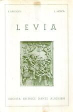 G14 Levia Fasciotti Mosca Ed. Dante Alighieri 1974