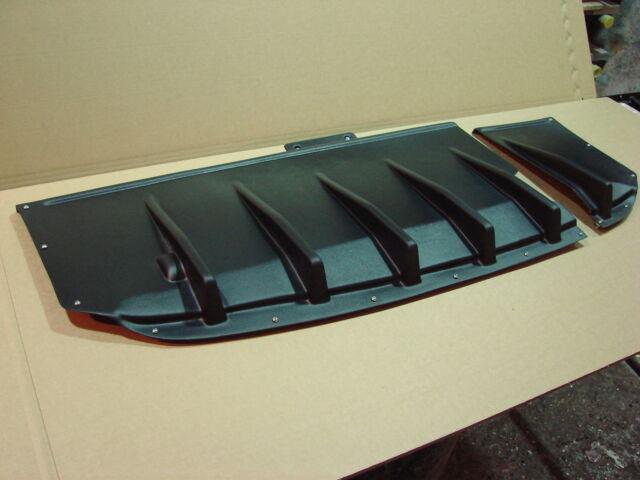 Subaru Impreza ABS Splitter Diffuser Blobeye / Hawkeye 03-07 STi WRX...HT Autos