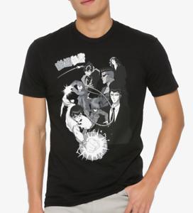 Anime YU YU HAKUSHO TONAL GROUP T-Shirt NEW 100/% Authentic /& Official