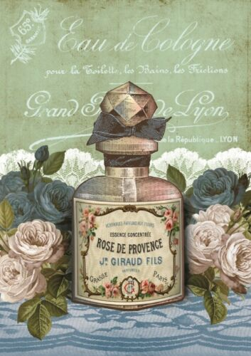BÜGELBILD-Vintage-Shabby-Nostalgie-French-Parfüm-3282