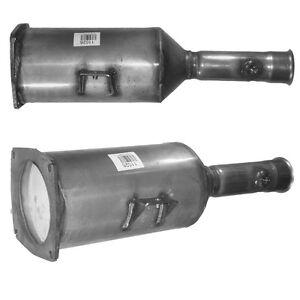 1x oe qualité silencieux de remplacement filtre à particules diesel DPF