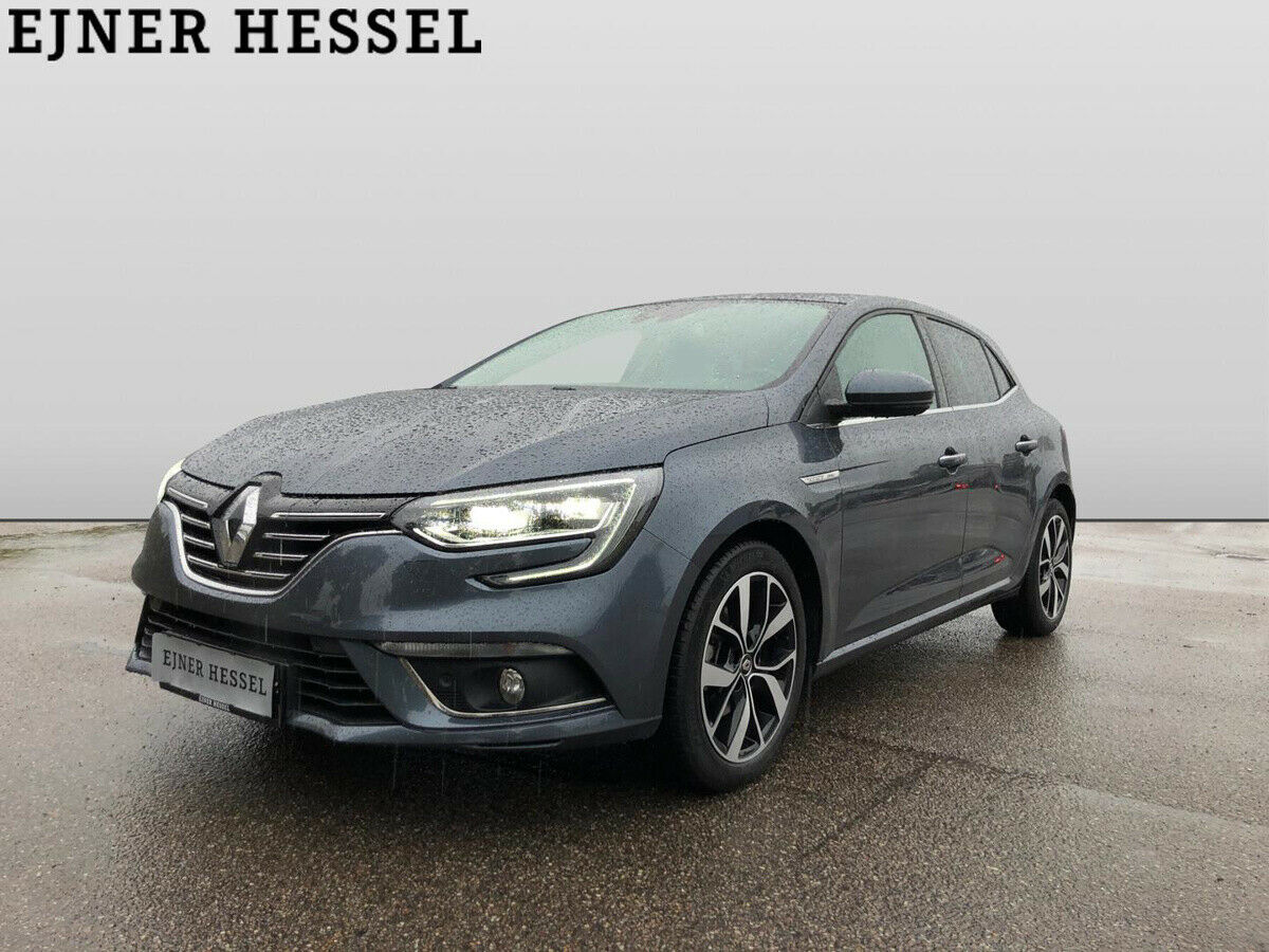 Renault Megane IV 1,3 TCe 140 Bose Edition EDC 5d - 239.900 kr.