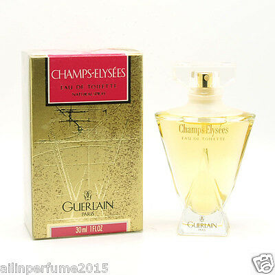 Champs Elysees by Guerlain 1.0 fl oz 30 ml Eau De Toilette Spray for Women 3346470244030 | eBay