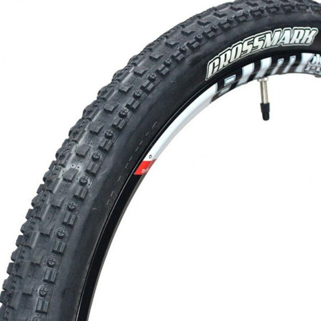 "MAXXIS 1Pair Crossmark 27.5*1.95//2.10/"" Bike Tires MTB Outer Tire 35-65 PSI 60TPI"