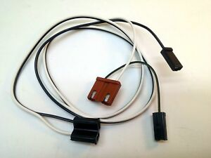 1963 Nova Chevy Ii Windshield Wiper Motor Switch Wiring Harness 2 Speed Washer Ebay