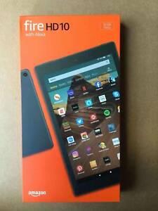 "Brand New Amazon Kindle Fire HD 10"" 32GB Tablet Alexa 2020 9th Gen"