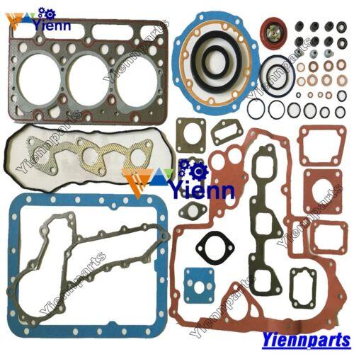 D1402 D1402DIA Overhaul Gasket Kit Upper Lower Set For Kubota engine KH91 L2550D