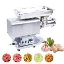 Home 1100w Kitchen Electric Meat Grinder Sausage Maker Mincer Stuffer 110v 60hz