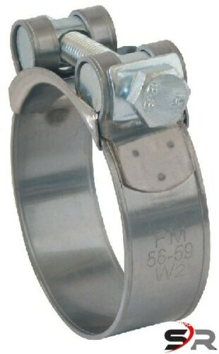 Collar bolt clamps to terminal Band and Bridge AISI 430 Galvanized Screw
